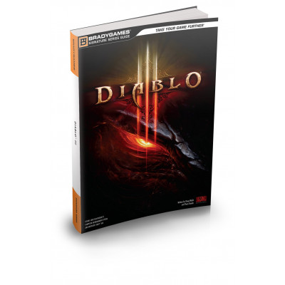 Руководство по игре BradyGames Diablo III Signature Series Strategy Guide Console Version [Paperback]