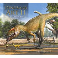 Dinosaur Art 2 [Hardcover]