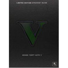 Grand Theft Auto V Limited Edition Strategy Guide [Hardcover]