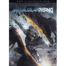 Metal Gear Rising: Revengeance The Complete Official Guide [Paperback]