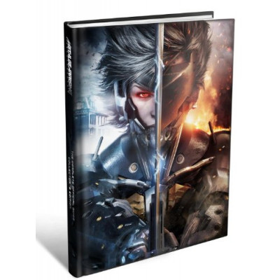 Руководство по игре Piggyback Metal Gear Rising: Revengeance The Complete Official Guide Collector's Edition [Hardcover]