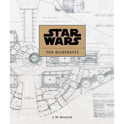 Книга Star Wars: The Blueprints [Paperback]