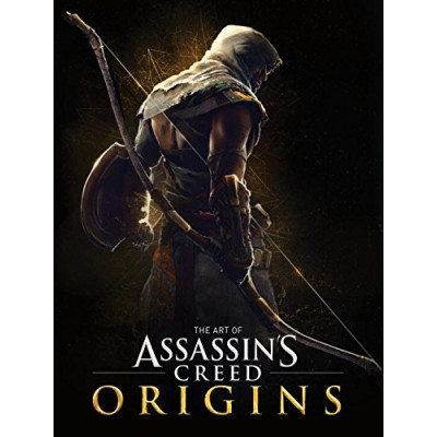 Артбук Titan Books The Art of Assassin's Creed: Origins [Hardcover]