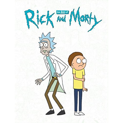 Артбук Dark Horse The Art of Rick and Morty [Hardcover]