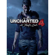 The Art of Uncharted 4 [Hardcover]