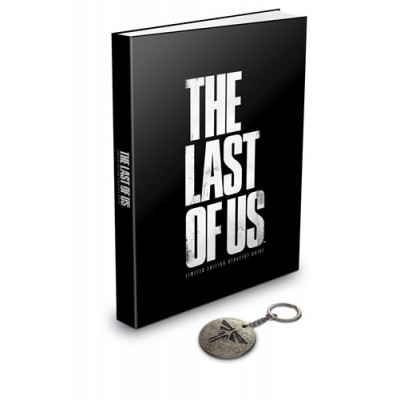 Руководство по игре BradyGames The Last of Us Limited Edition Strategy Guide [Hardcover]