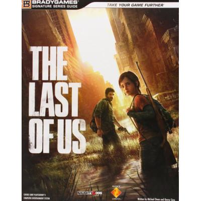 Руководство по игре BradyGames The Last of Us Signature Series Guide [Paperback]