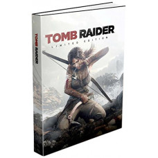 Tomb Raider Limited Edition Strategy Guide [Hardcover]
