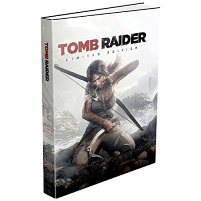 Руководство по игре BradyGames Tomb Raider Limited Edition Strategy Guide [Hardcover]
