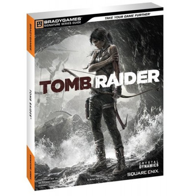 Руководство по игре BradyGames Tomb Raider Signature Series Guide [Paperback]