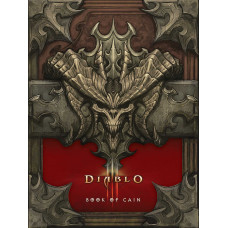Diablo III: Book of Cain [Paperback]