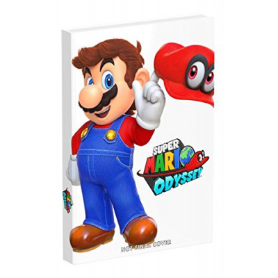Super Mario Odyssey: Prima Collector's Edition Guide [Hardcover]