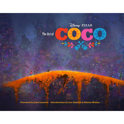 Артбук Chronicle Books The Art of Coco [Hardcover]