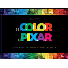 The Color of Pixar [Hardcover]