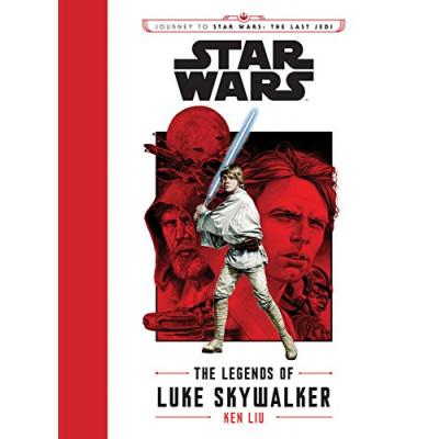 Книга Disney Lucasfilm Press Journey to Star Wars: The Last Jedi The Legends of Luke Skywalker [Hardcover]