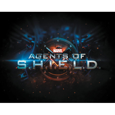 Артбук Marvel Marvel's Agents of S.H.I.E.L.D.: Season Four Declassified [Hardcover]