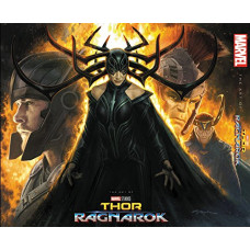 Marvel's Thor: Ragnarok - The Art of the Movie [Hardcover]