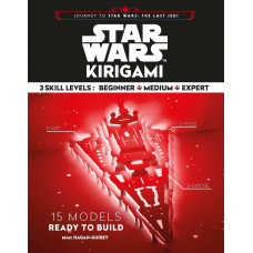 Star Wars Kirigami [Paperback]