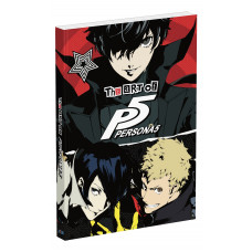 The Art of Persona 5 [Paperback]