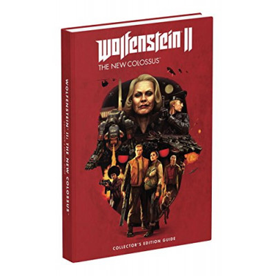 Руководство по игре Prima Games Wolfenstein II: The New Colossus: Prima Collector's Edition Guide [Hardcover]