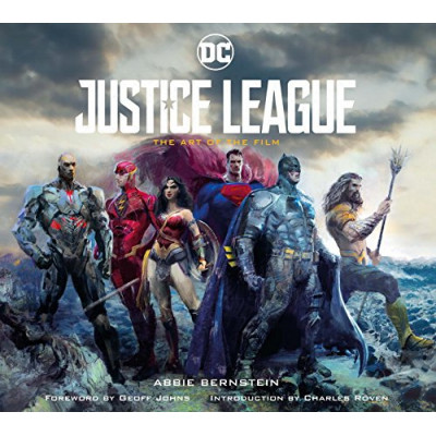 Justice League: The Art of the Film [Hardcover]