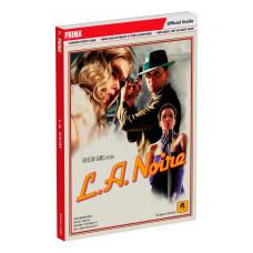 L.A Noire: Prima Official Guide [Paperback]