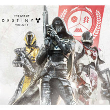 The Art of Destiny: Volume 2 [Hardcover]