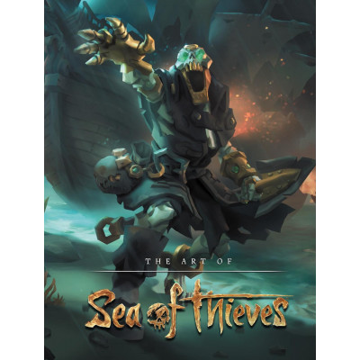 Артбук Dark Horse The Art of Sea of Thieves [Hardcover]