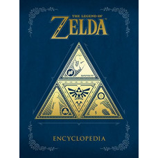 The Legend of Zelda Encyclopedia [Hardcover]