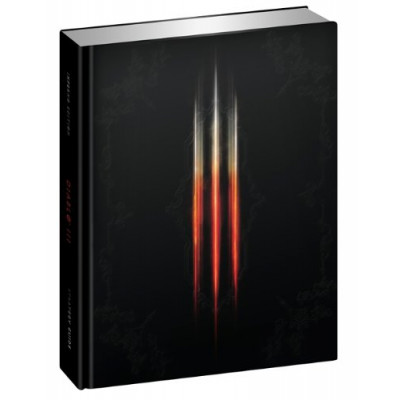 Diablo III Limited Edition Signature Series Guide [Hardcover]