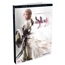 Final Fantasy XIII-2: The Complete Official Guide [Paperback]