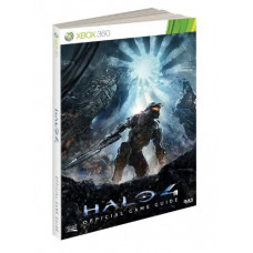 Halo 4: Prima Official Game Guide [Paperback]