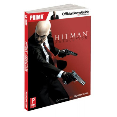 Руководство по игре Prima Games Hitman: Absolution: Prima Official Game Guide [Paperback]
