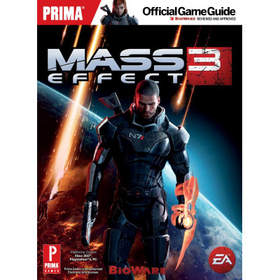 Mass Effect 3: Prima Official Game Guide [Paperback]