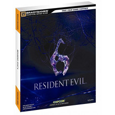 Resident Evil 6 Signature Series Guide [Paperback]