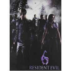 Resident Evil 6 Limited Edition Strategy Guide [Hardcover]