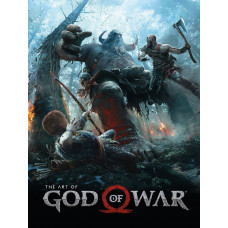 The Art of God of War [Hardcover]