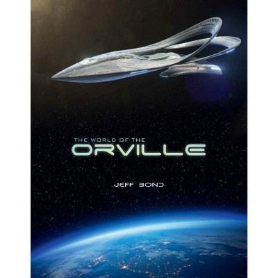Книга Titan Books The World of The Orville [Hardcover]