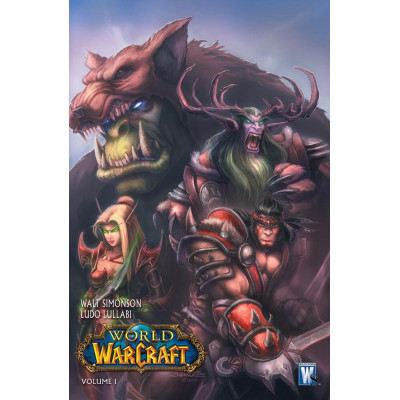 Комикс WildStorm World of Warcraft: Vol.1 [Hardcover]