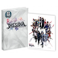 Dissidia Final Fantasy NT: Prima Collector's Edition Guide [Hardcover]