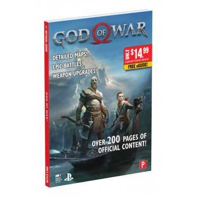 God of War: Prima Official Guide [Paperback]