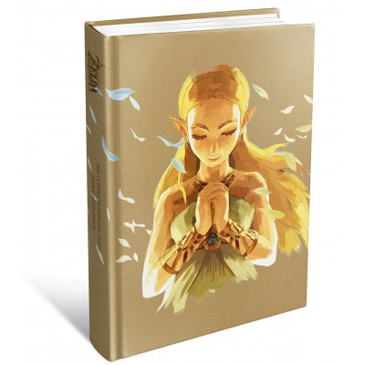 Руководство по игре Piggyback The Legend of Zelda: Breath of the Wild: Expanded Edition [Hardcover]
