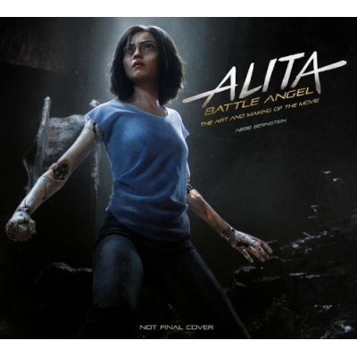 Артбук Titan Books Alita: Battle Angel - The Art and Making of the Movie [Hardcover]