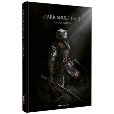 Dark Souls I & II Design Works [Hardcover]