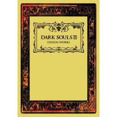 Dark Souls III: Design Works [Hardcover]