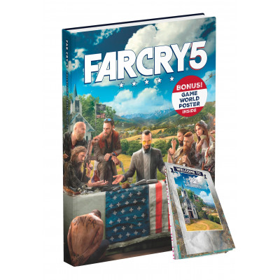 Far Cry 5: Prima Collector's Edition Guide [Hardcover]