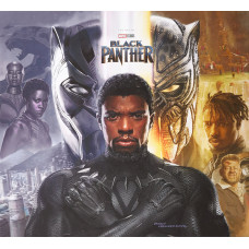 Marvel's Black Panther: The Art of the Movie [Hardcover]