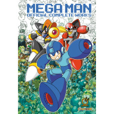 Mega Man: Official Complete Works [Hardcover]