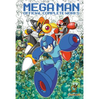 Mega Man: Official Complete Works [Hardcover]
