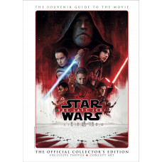 Star Wars: The Last Jedi The Official Collector's Edition [Hardcover]